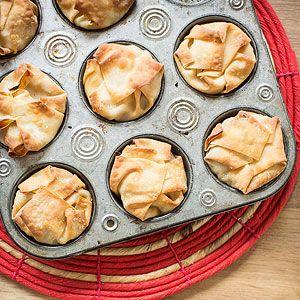 Sweet and Sour Chicken Bundles (via FamilyFun Magazine)