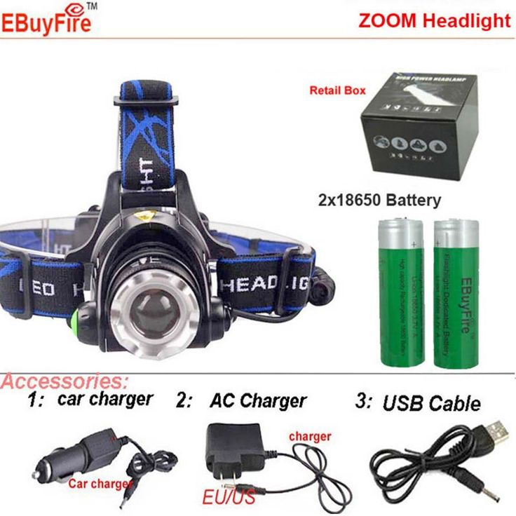 Cheap rechargeable headlamp, Buy Quality headlamp xm-l t6 directly from China led headlight Suppliers:                                                                                    ZOOM 18