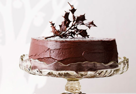 Rich Chocolate Cake Womans Weekly