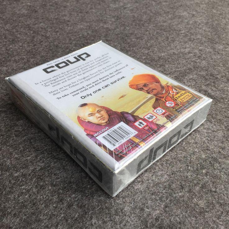 Colpo di stato Riforma, Gioco di Società, Party Game, Versione Inglese e Cinese, gioco di carte, adatto per la famiglia