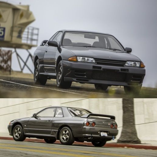 First Legally Imported Nissan R32 Skyline GT-R. 25 Year