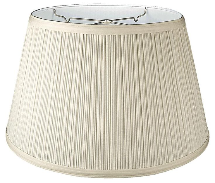 71 best usa american made lamp shades images on pinterest lamp mushroom pleated hardback floor lamp shade usa made off white aloadofball