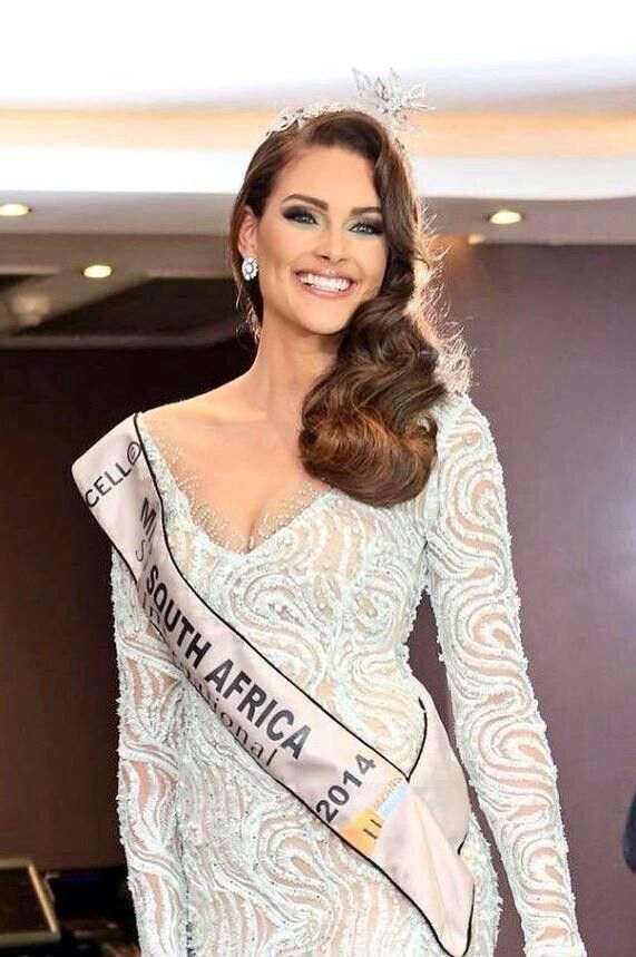 Congratulations to our girl, Rolene. Miss World 2014.