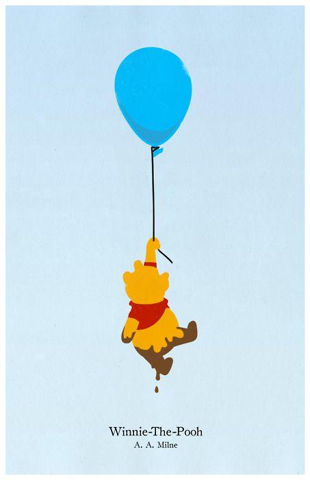 Winnie-The-Pooh by Caleb Kerr