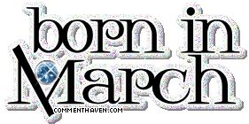 March Glitter Graphics | ... paste codes click on the image next page march march march keychain