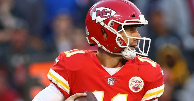 Chiefs vs. Raiders 2017 live results: Scores and highlights from 'Thursday Night Football'