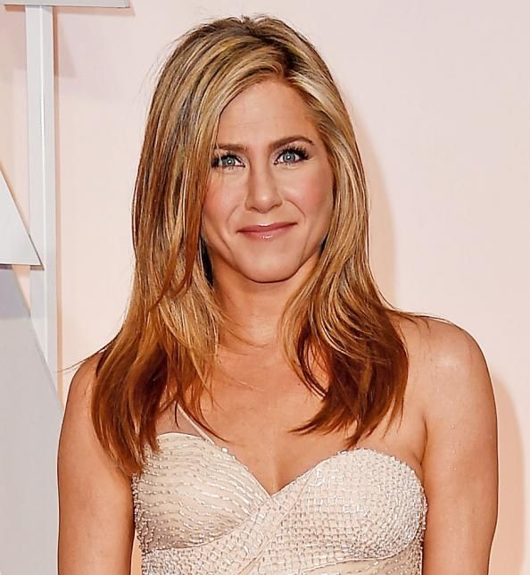 Jennifer Aniston's Oscar Hairstyle Was Inspired by Her InStyle Shoot from InStyle.com