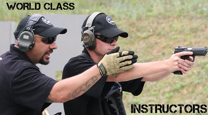 PD - Industry Shoot - Security Courses and Security Training Perth | SIG Group