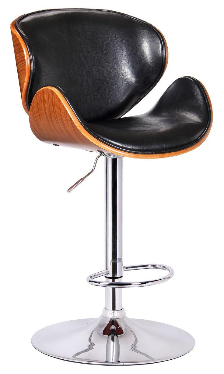 best bar stool images on pinterest  swivel bar stools  - boraam osa adjustable height swivel bar stool with cushion