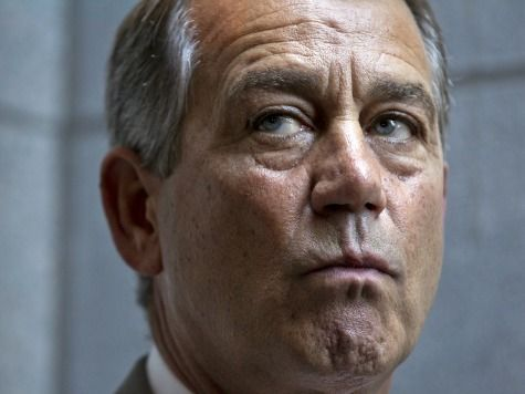 "Tweet Tweet (National Journal) – House Speaker John Boehner went off on outside conservative groups Wednesday morning for pushing against the new budget deal. ""They're using our members and they're using the American people for their own goals,"" he said. ""This is ridiculous."" FAX BLAST SPECIAL: Congress has forgotten who holds the power. Send a [...]"