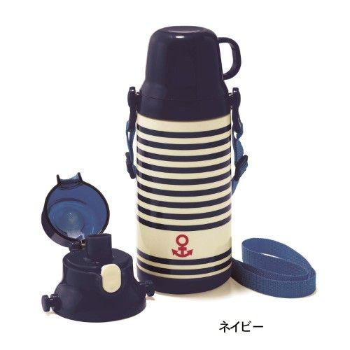 ツーウェイ保冷水筒☆コップ付きの水筒が欲しいという息子。これでいいかいなぁ。。。