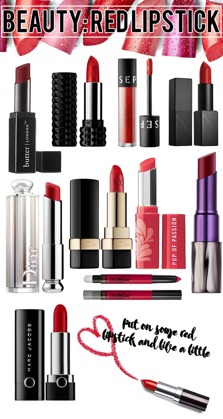Best red lipstick picks something for every skin tone