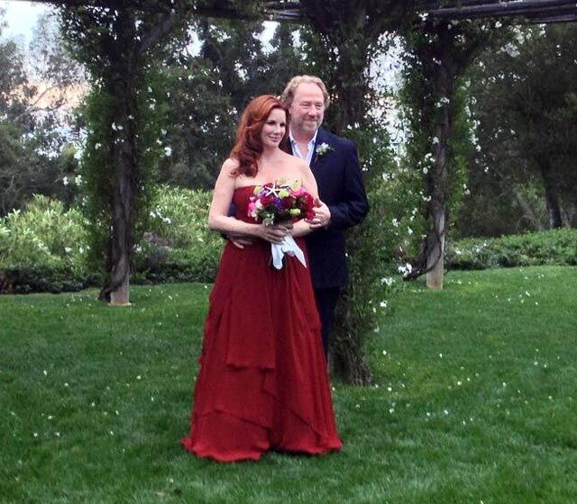Melissa Gilbert and Timothy Busfield Find the Best Toronto and the GTA have to offer with thePWG.ca http://www.theperfectweddingguide.com/wedding_gowns.html #Wedding #Gowns #Dresses