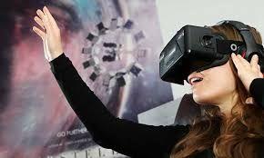 Resultado de imagen de realidad virtual inmersiva