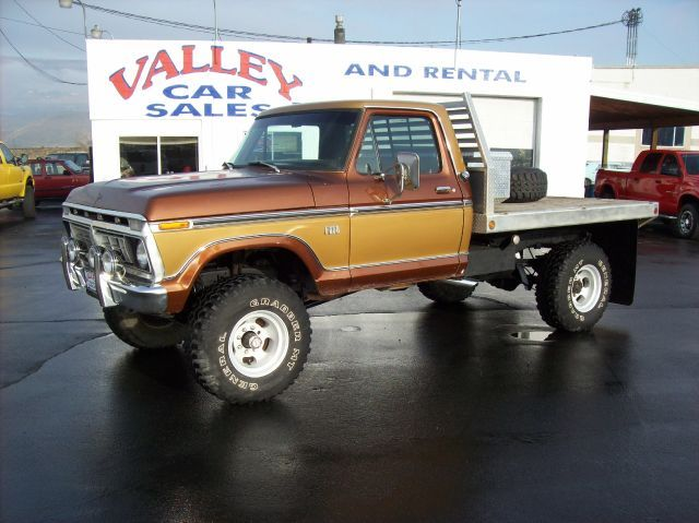 78 Ford F250 Flatbed Legendary Spokes Pinterest Cars