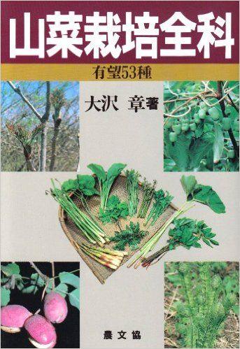 산나물 재배 전과목 - 유망 53 종 | 오사와 장 | 도서 - 온라인 쇼핑 | Amazon.co.jp