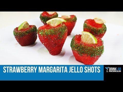 margarita jello shots, How to make cocktails and Margarita jello shots ...