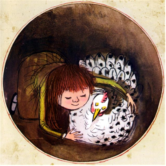 My Little Hen - illustrated by Alice and Martin Provensen