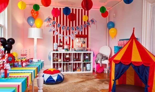 Ideas Para Celebrar Fiestas Infantiles