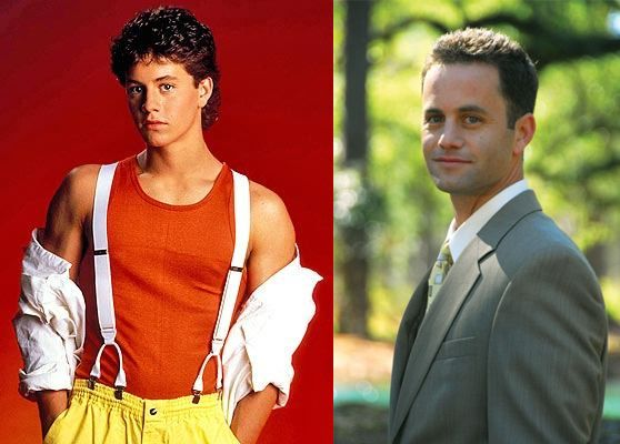 """Mike Seaver (Kirk Cameron) from """"Growing Pains"""": 