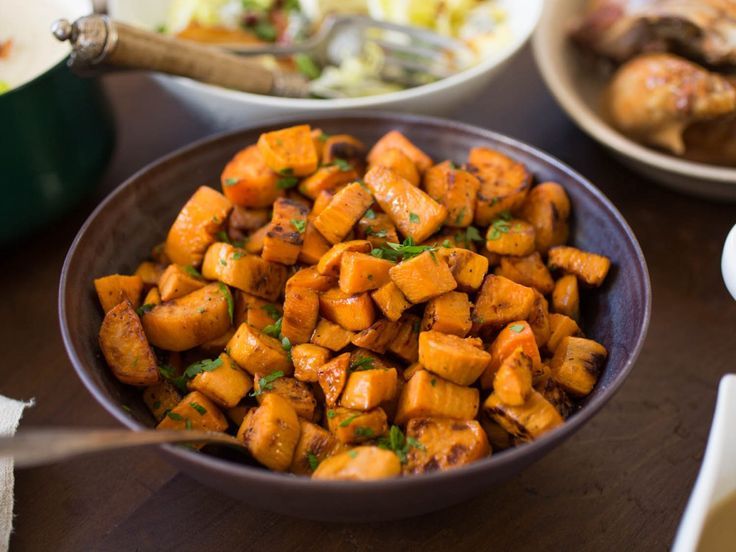 Spicy Sweet Potato Recipes