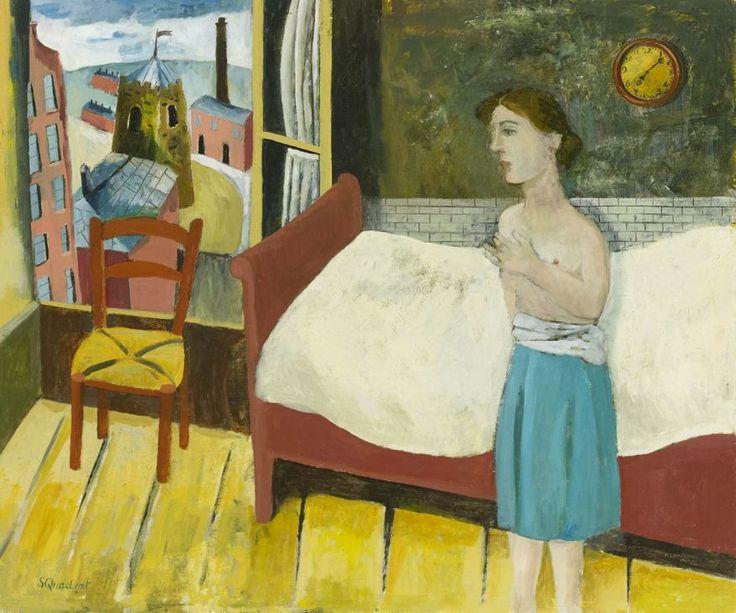 'Young+Woman+in+Bedroom'.jpg 876×730 pixel