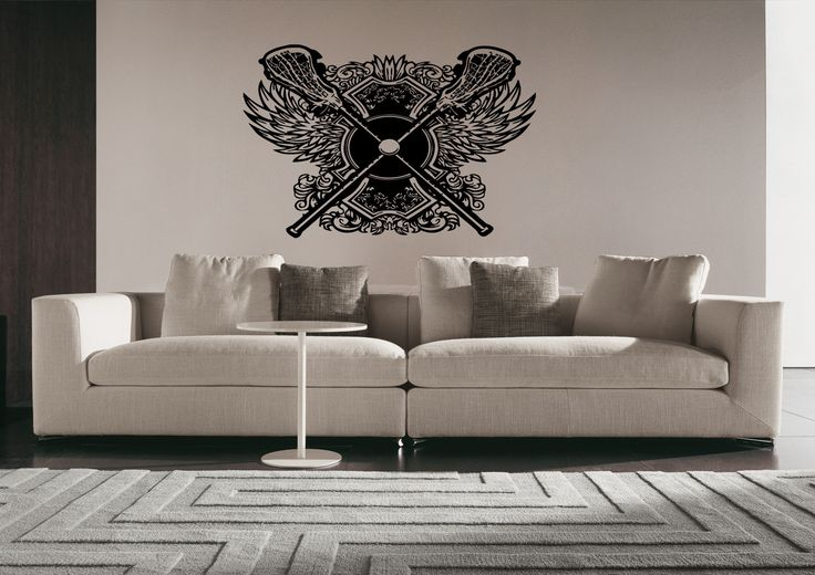 Lacrosse Wall Decal Iroquois Field lacrosse Box lacrosse Women's intercrosse Lacrosse stick helmet Team Sport Wall Sticker Decal Decor 3257 by WorldofDecals on Etsy https://www.etsy.com/listing/214400966/lacrosse-wall-decal-iroquois-field