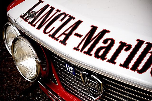 Lancia Fulvia HF 1973 by incaboodle, via Flickr