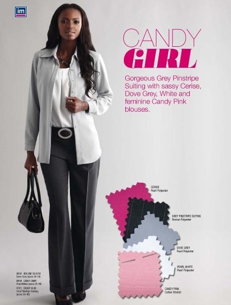 Adelene blouse length