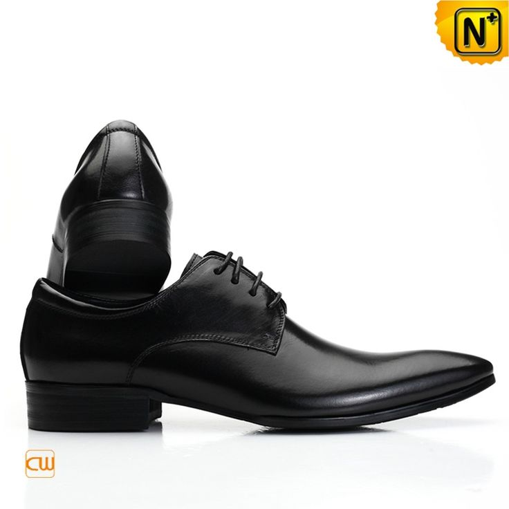 Mens Black Leather Oxford Shoes Wedding Shoes CW762012   Our quality genuine full grain Italian cow leather mens black oxford shoes also goes for the groom too as wedding shoes for men, best looking oxford shoes with smooth leather upper and rubber sole!