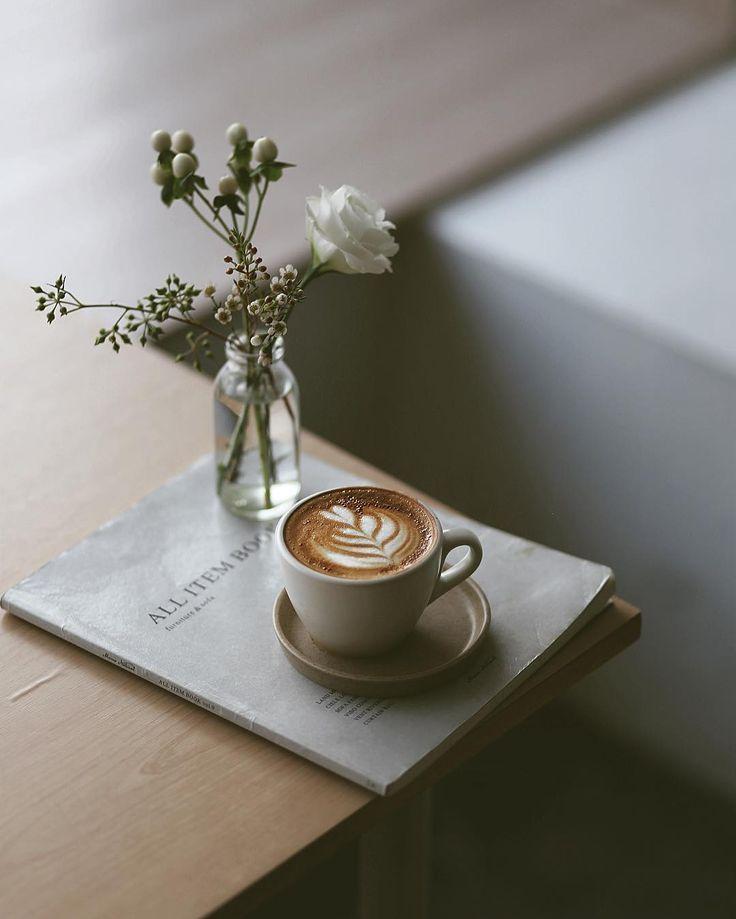 Calm Coffee Moments Karya Seni Kopi Resep Kopi Pecinta Kopi