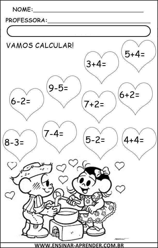 97 best Matematika 1. o. images on Pinterest | Math activities ...