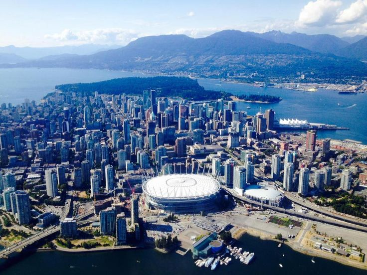 Another stunning summer day in #Vancouver @NEWS1130 #AirPatrol