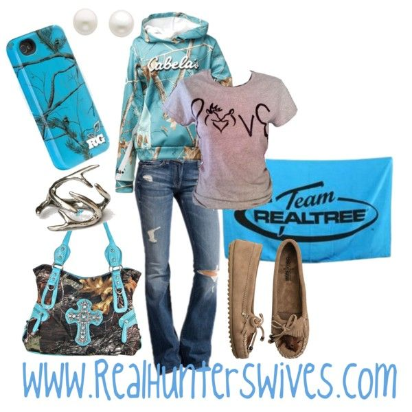 """bLuE"" by realhunterswives on Polyvore"