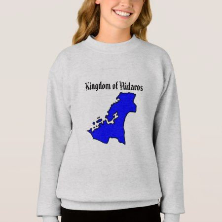 Kingdom of Nidaros Sweatshirt - tap to personalize and get yours