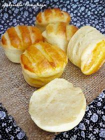 Gabriella kalandjai a konyhában :): Pehelykönnyű burgonyás pogácsa
