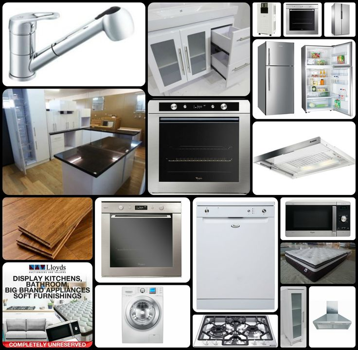 Create a new look! UNRESERVED KITCHEN AUCTION: http://www.lloydsonline.com.au/AuctionLots.aspx?smode=0&aid=5975&pgn=1&pgs=100&gv=True A HUGE range of re-build and Renovation essentials including;  Kitchens, Dishwashers, Ovens, Range hoods, Cooktops, Top mount fridges, French door fridges, Bathroom Vanities, Tallboys, Front & Top loader washing machines, 2 & 3 seater Lounges, Luxury Mattresses, portable air conditioners, Tower & Pedestal fans and much much more!