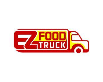 EZ Food Truck logo design contest - logos by Tonie.A