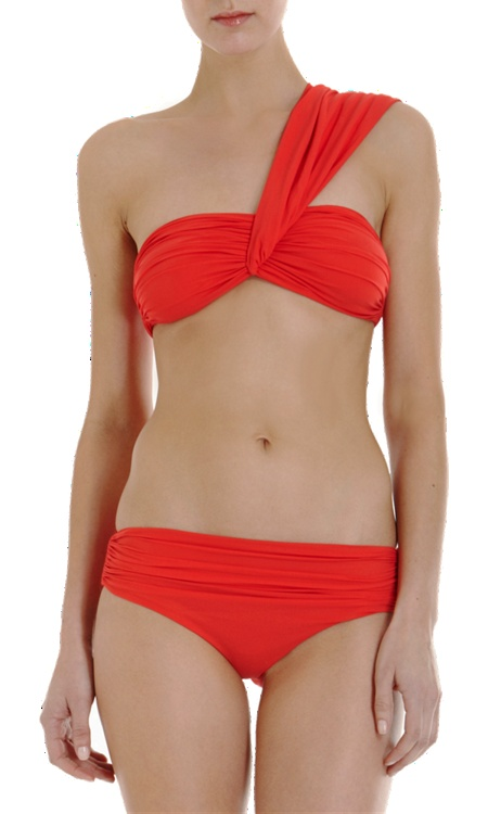 This is the one: Lanvin Ruched Bikini