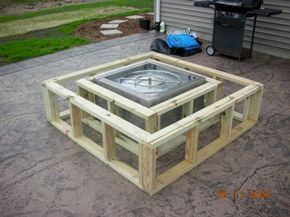 Best 25 Diy gas fire pit ideas on Pinterest Gas firepit diy