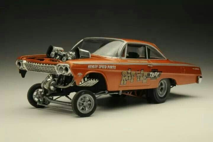 chevy gasser model car truck scale models pinterest models chevy and creative. Black Bedroom Furniture Sets. Home Design Ideas
