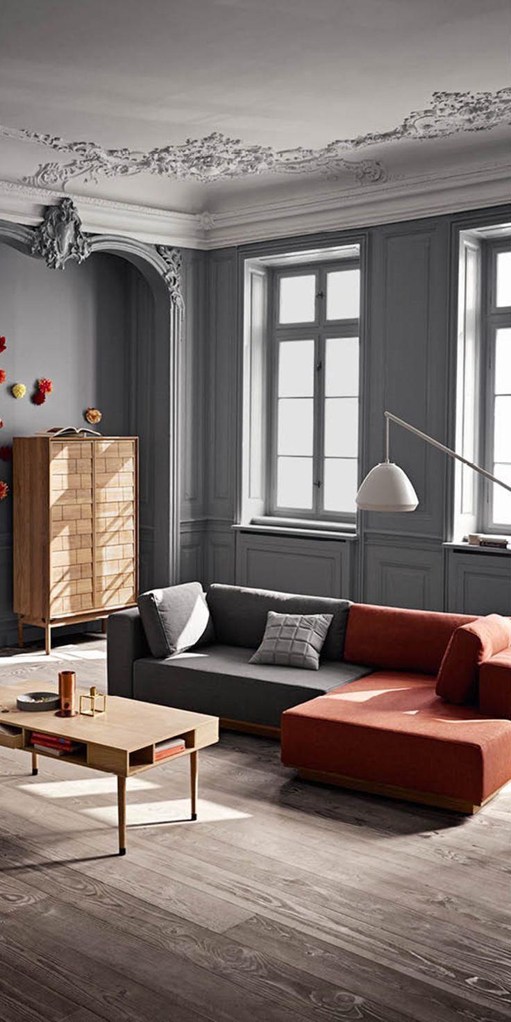 Bolia New Scandinavian Design Luxury Sofa Design Rustic Living Room Furniture Living Room Design Modern