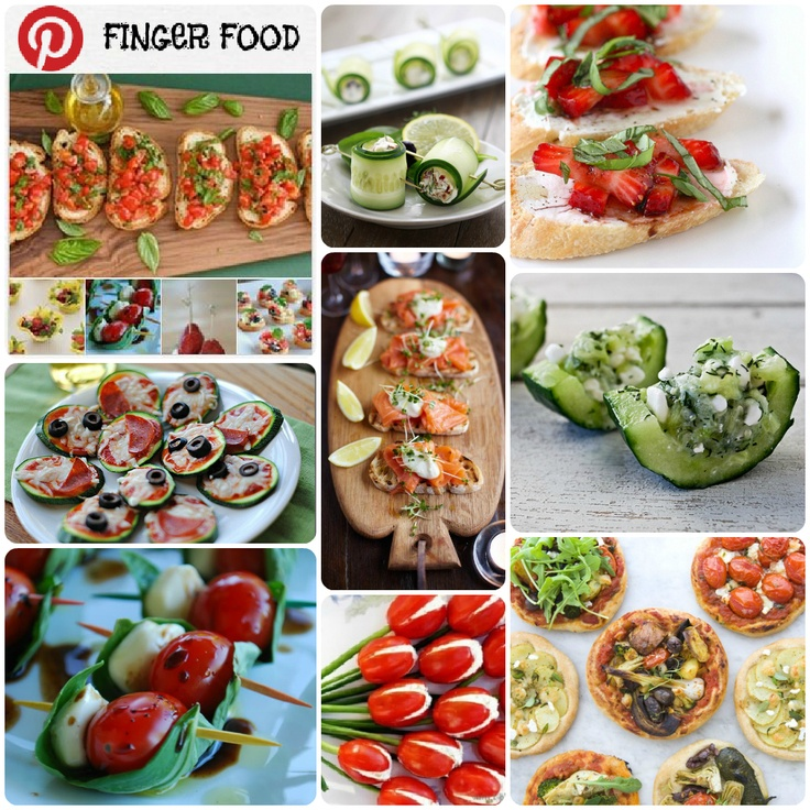 finger foods