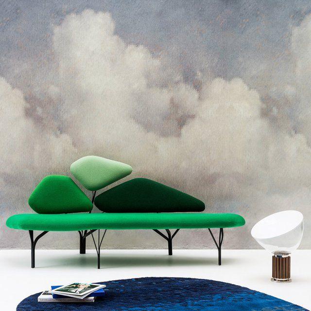 17 meilleures id es propos de papier peint 3d sur pinterest mur 3d tapisserie 3d et papier. Black Bedroom Furniture Sets. Home Design Ideas