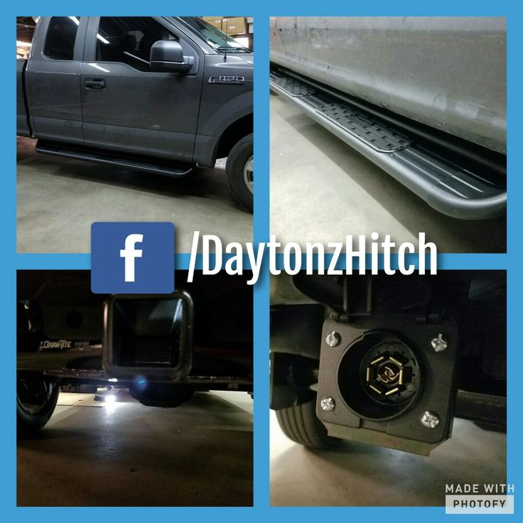 Raptor SSR steps drawt-tite hitch Truck Accessories Restyling Tulsa, Hitches plugs spray in liners mud flaps bug shields lights floor mats lift kits ball mounts fender flares tonneau serving Tulsa and the surrounding areas since 1987.  We sell and install the best quality and priced aftermarket Truck, Jeep and SUV accessories on the market. Daytonz Hitch & Truck Accessories Midtown Tulsa Oklahoma 2920 S. Yale Ave Tulsa, OK 74114  918-744-0341 www.Daytonz.com www.facebook.com/DaytonzHitch