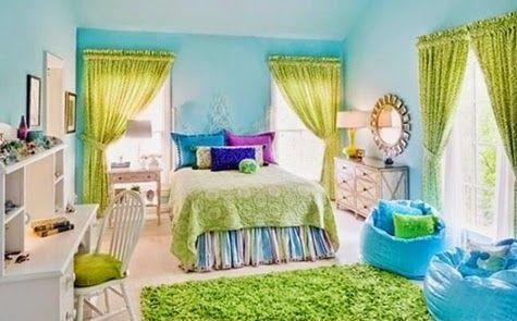 Super Cute Teenage Room Designs | TENKA