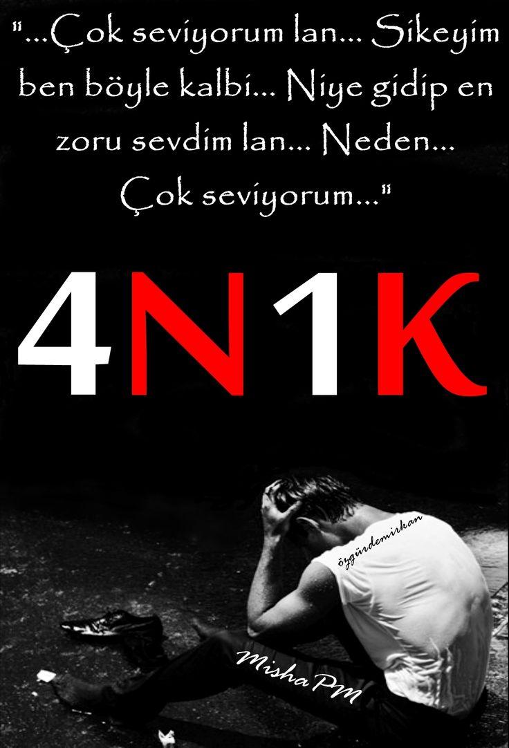 Wattpad Türkiye, Hikaye: 4N1K Yazar: MishaPM Karakter: Ali Tekelioğlu