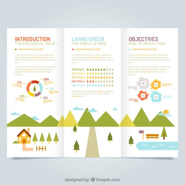 The 25+ best Leaflet template ideas on Pinterest Leaflet design - microsoft word tri fold brochure template