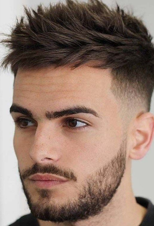 21 Most Popular Men Hairstyles 2019 Mens Haircuts Short