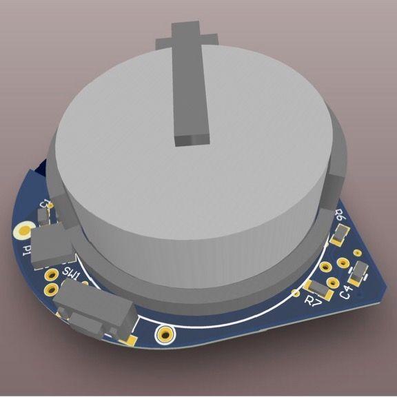 Ion prototype rendering